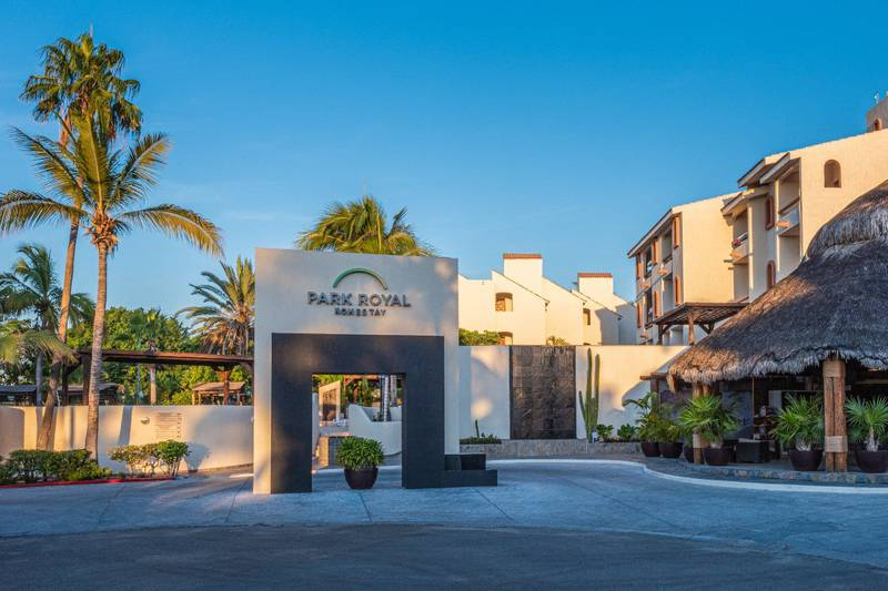 Beach club park royal homestay los cabos hotel