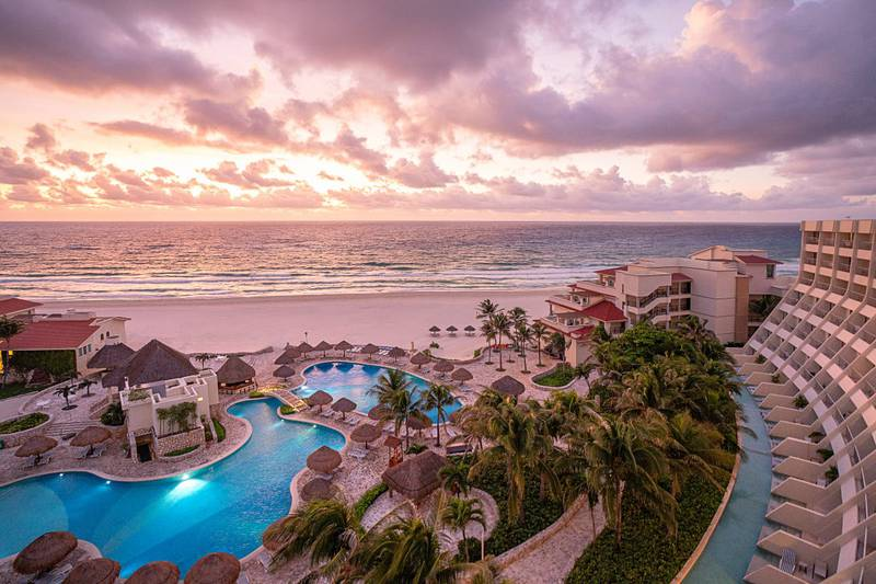 grand park royal cancun hotel