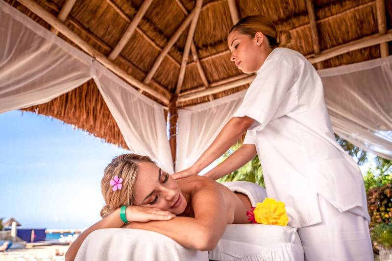 Spa & wellness grand park royal cozumel hotel