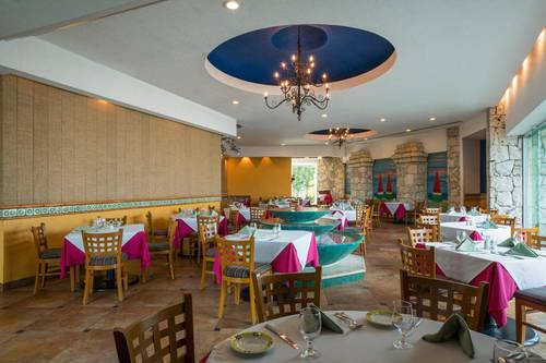 Restaurante  el mexicano hotel grand park royal cozumel