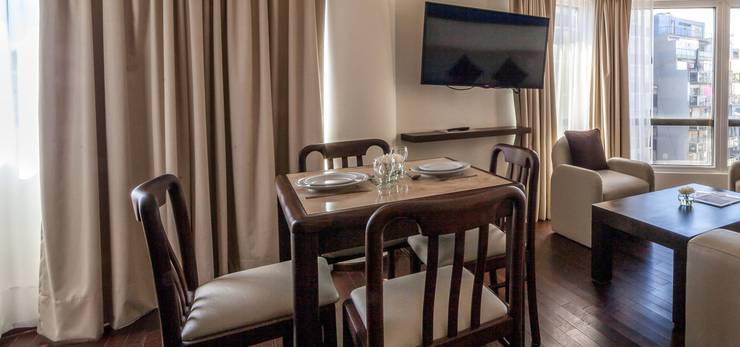 Family suite park royal city buenos aires hotel