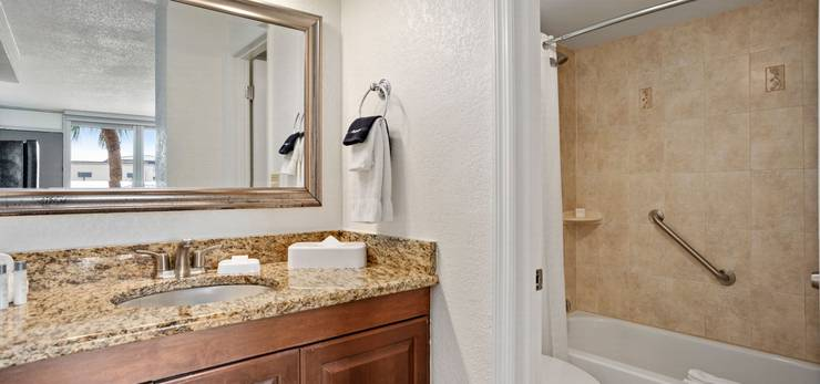 Family suite park royal orlando hotel