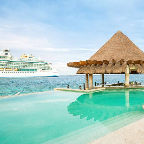 hotel grand park royal cozumel