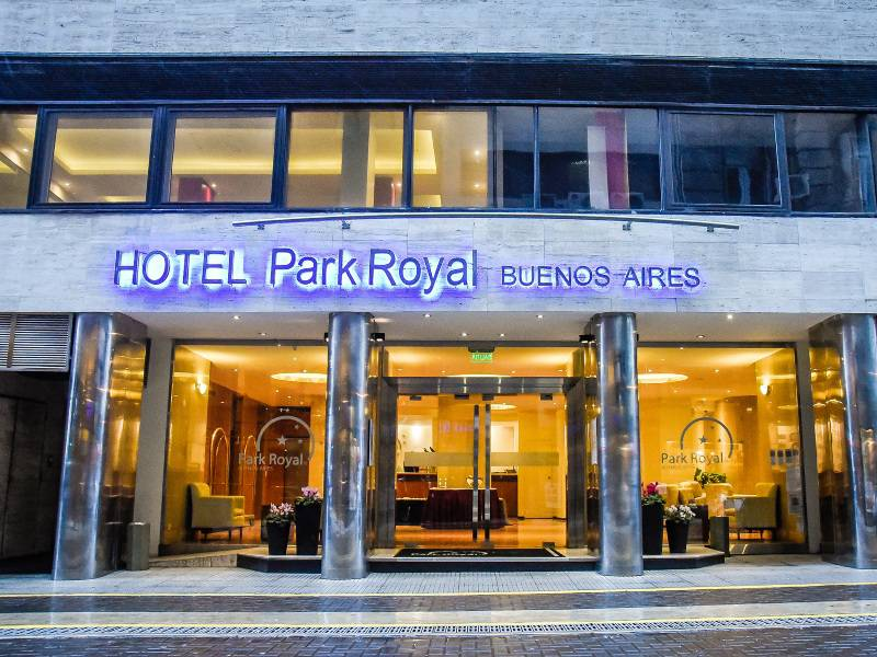 park royal city buenos aires hotel