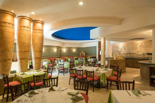 Restaurante  el italiano hotel grand park royal cozumel
