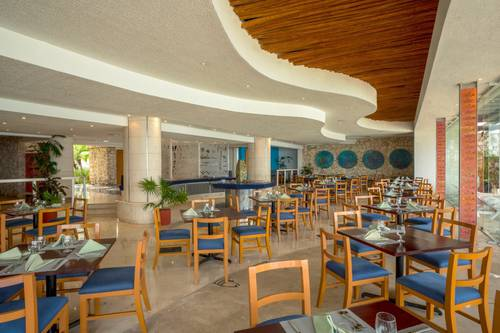 Restaurante  el caribeño hotel grand park royal cozumel
